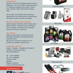 Frontline  Filters, Automotive & Lubes 1